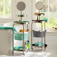 Bathroom Storage, Bathroom Shelving & Bath Storage | PBteen