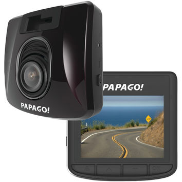 Papago Gosafe S30 Full Hd Sony Exmor Imaging Sensor Dash Cam With 8gb Microsd Card