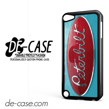Peterbilt Truck Logo DEAL-8570 Apple Phonecase Cover For Ipod Touch 5