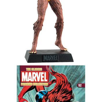 Marvel Wolfsbane Chess Piece with Collector Magazine #192