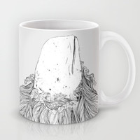 The White Whale Mug by Huebucket