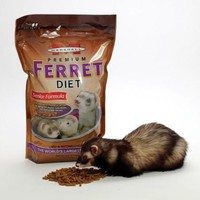 Premium Senior Ferret Diet -
