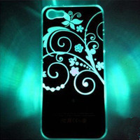 Bestgoods — LED Shining  When Phone Call Nice Hard Cover Case ForIphone 4/4s/5