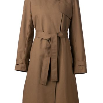 Theory 'Ashling Makintosh' coat