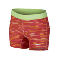 Nike Pro Printed Girls' Boy Shorts
