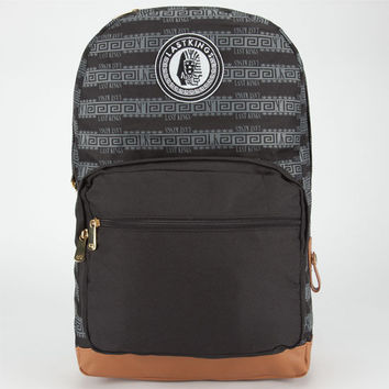 Last Kings Traditions Backpack Black One Size For Men 24488210001