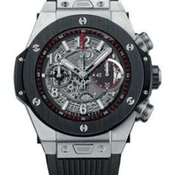 Hublot - Big Bang 45mm Unico Titanium Ceramic
