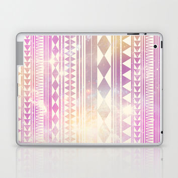 Galaxy Tribal Laptop & iPad Skin by haleyivers