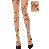 Stitched Up Stockings