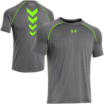 Under Armour Combine Authentic Training Performance T-Shirt - Graphite