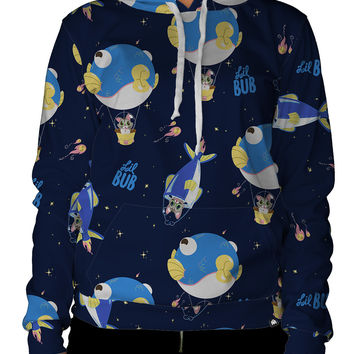 Magic Travels Unisex Hoodie