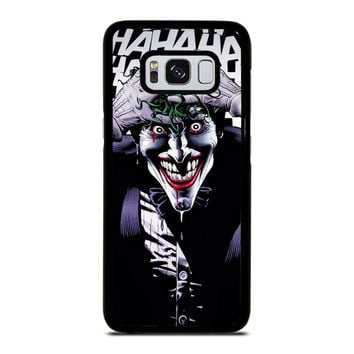 BATMAN THE KILLING JOKE Samsung Galaxy S8 Case