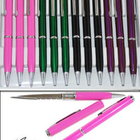 NEW Candy Color Ball Point Pen - Knife