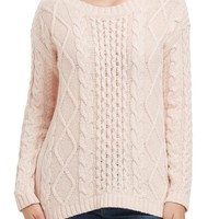 Sussan - Clothing - Knitwear - Pullovers - Cable pullover