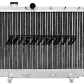 Mishimoto MMRAD-WRX-01X Performance X Line Aluminum Radiator with Manual Transmission for Subaru WRX and STI