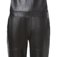 LEATHER STUDIO JUMPSUIT - Jumpsuits - Woman - ZARA United States