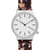 Matter of Timeless Watch in Flowers