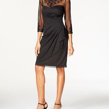 Patra Short Cocktail Dress Semi-Formal