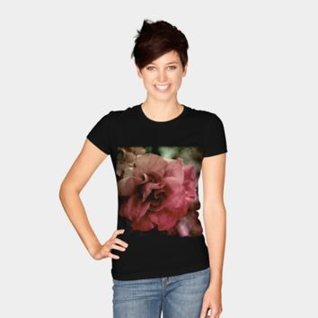 Rose T Shirt By VanessaGF Design By Humans