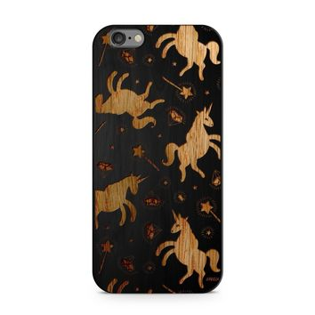 Black Bamboo - Unicorns and Diamonds Phone Case