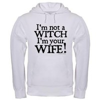 Witch Wife Princess Bride Hooded Sweatshirt> Witch Wife Princess Bride> Princess Bride T-Shirts from Gold Label