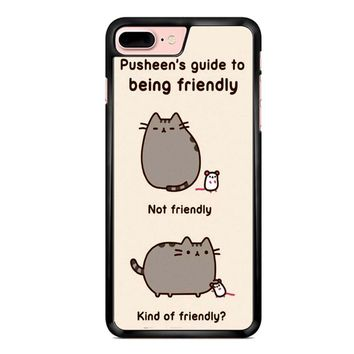 I M Pusheen The Cat 3 iPhone 7 Plus Case
