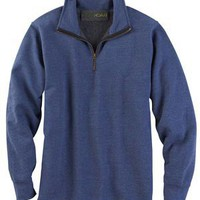 Quarter Zip Pullover - Buy Quarter-Zip Mock Neck Pullover