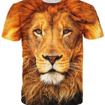 Lion T-Shirt *Ready to Ship*