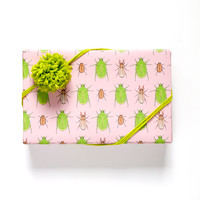 Junebug Wrapping Paper