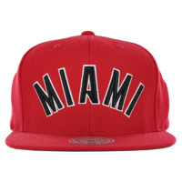 MITCHELL & NESS MIAMI HEAT
