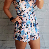 Gathering Flowers Romper