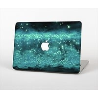 """The Trendy Green Space Surface Skin Set for the Apple MacBook Air 11"""""""
