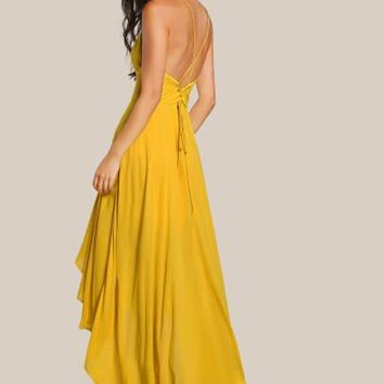 Tango Backless Cami Dress