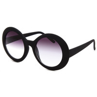 FULL TILT Edie Arrow Round Sunglasses | Sunglasses 2 for $15