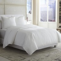Ashworth 3 Piece Reversible Duvet Cover Set