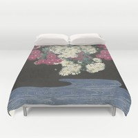 The beauty already there.  Duvet Cover by Anipani