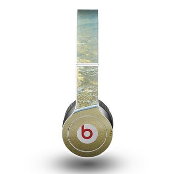 The Love beach Sand Skin for the Beats by Dre Original Solo-Solo HD Headphones