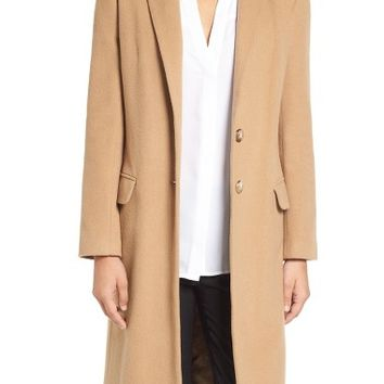 Helene Berman Wool Blend College Coat | Nordstrom