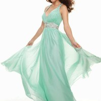 Mori Lee 93043 Prom Dress - PromDressShop.com