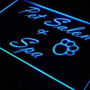 Pet Grooming Salon Spa Neon Sign (LED)