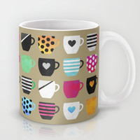 Coffee cup collection / 1 Mug by Elisabeth Fredriksson