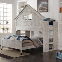 Chanse's Twin Size Clubhouse Loft Bed