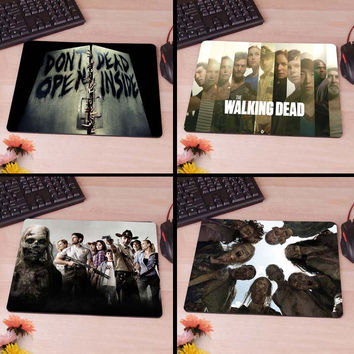 Walking Dead fear Mouse Mat Mouse Pad Non-Skid Rubber Pad