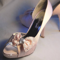 Embellished Bridal Shoes - Mother of the Bride/Groom Shoes - Bride Shoes - Wedding Shoes - Shoes for Special Occasions