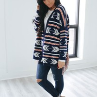 Cutlass Edge Cardigan