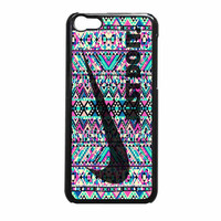 Nike Chevron Aztec Nebula iPhone 5c Case