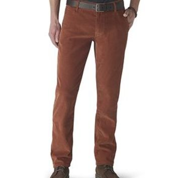 Dockers Alpha Khaki Pants - Brown Cord - Men's