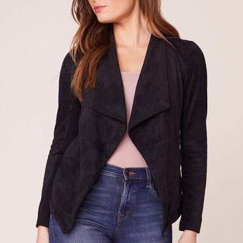 BB Dakota - Black Wade Jacket