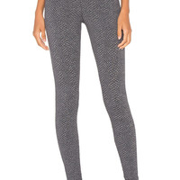 High Rise Legging - Snake Jac