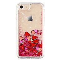 Love Bomb Dual Glitter iPhone Case